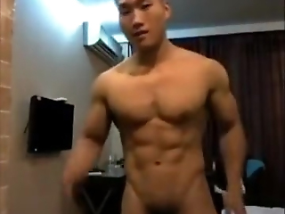 Chinese Straight Muscle Man Series 03